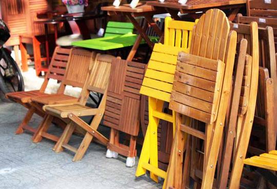 thanh lý đồ quán café cũ
